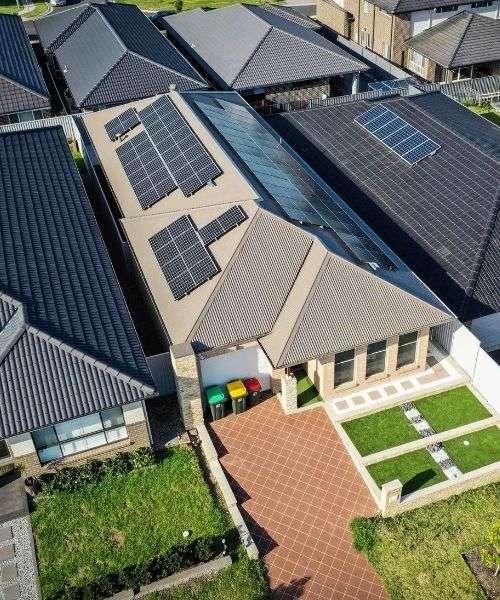 AYKA Solar Installation