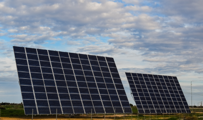 Tier 1 solar panel