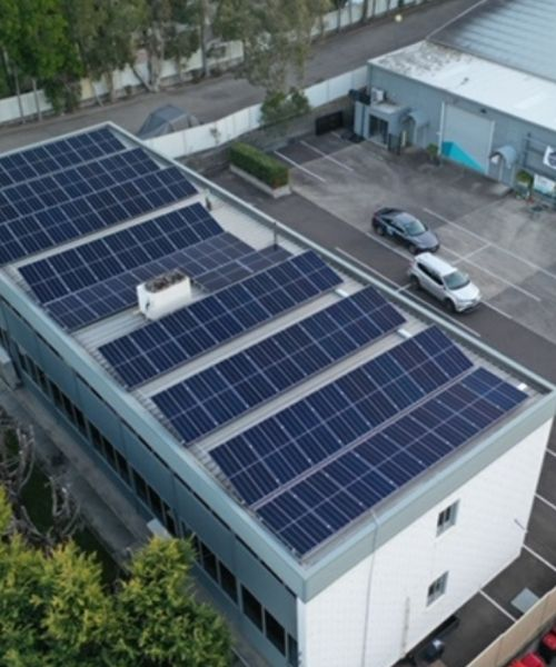 Industrial & Commercial Solar Systems