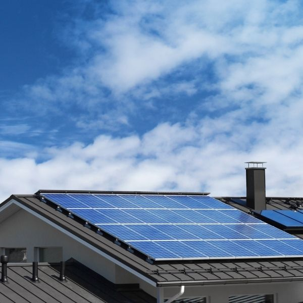 solar panel systems in your house