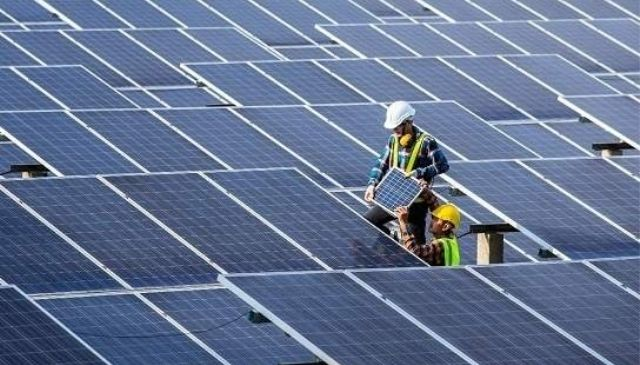 Solar Panels number