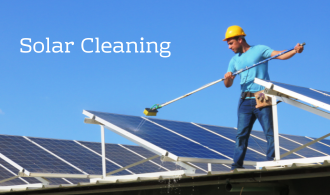 Solar Cleaning Service