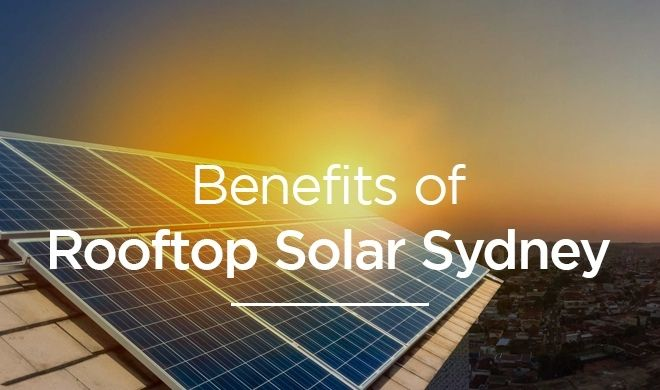 Rooftop Solar Sydney