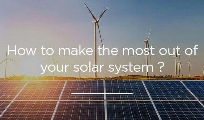 AYKA Solar- Solar System