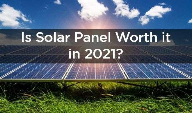 Solar Power Future in 2021