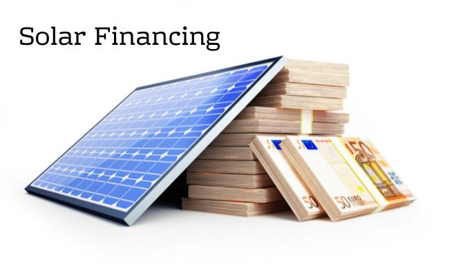 Solar Financing In Sydney