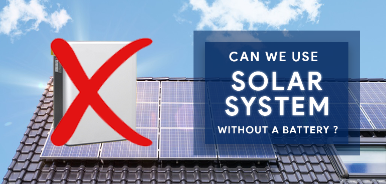 Can We Use Solar Panels