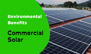 Benefits of Commercial solar system