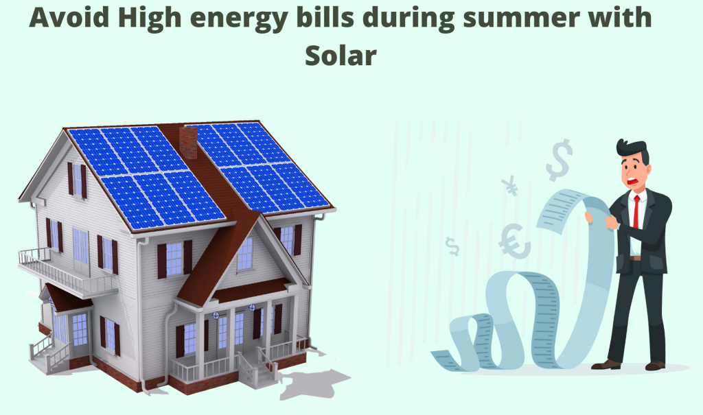 How Solar Can Prevent Your Bill from Spiking During Summer