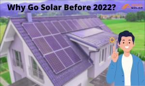 Go solar before 2022